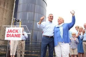 Ciattarelli Picks Former Burlington Senator Diane Allen as Lt. Governor Running Mate