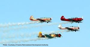 NJ TRANSIT Providing Additional Service for Atlantic City Airshow