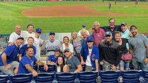 Friends, Family, Faculty Continue to Follow Livingston Grad Frank Schwindel's MLB Journey