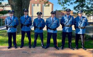 Fairfield, Caldwell Police Departments Take Part in 9/11 Ceremonies