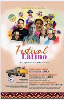 Plainfield Public Schools Celebrate Hispanic Heritage Month