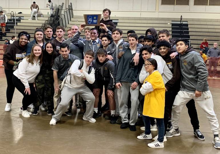 WHRHS Wrestling: Watchung Hills Wins District 15, Coach of the Year 25701557-D920-423D-8173-1057553BF88C.jpeg