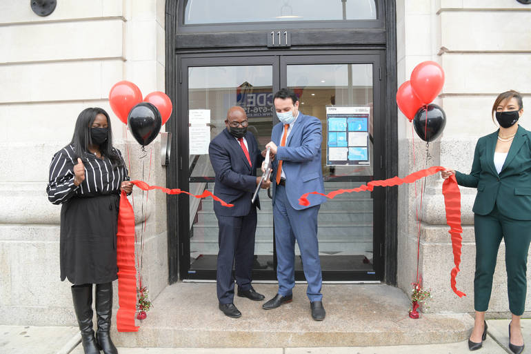 Local leaders' years of work culminates in newest home for Pillar College in Paterson