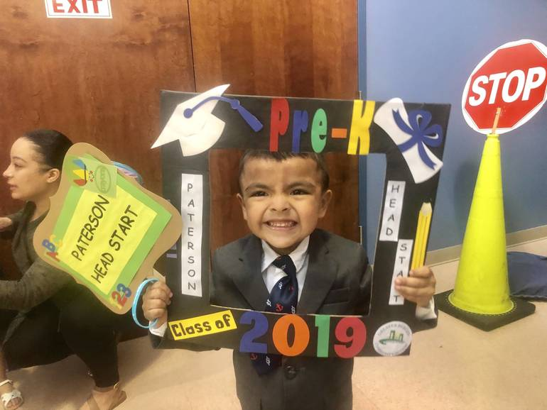 Paterson Children Celebrate Head Start in Education