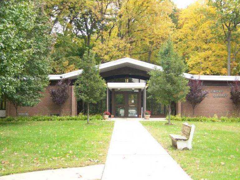 Events Cedar Grove Library