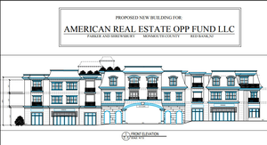 Red Bank Zoning Board Agenda: 4-Story Riverfront with 10 Units, 3-Story on Shrewsbury Ave. with 16 Units