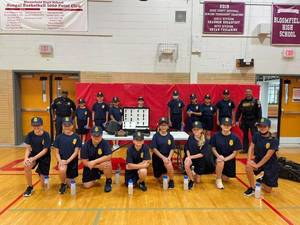 Bloomfield Junior Police Academy Prepares Local Kids for a Public Safety Career