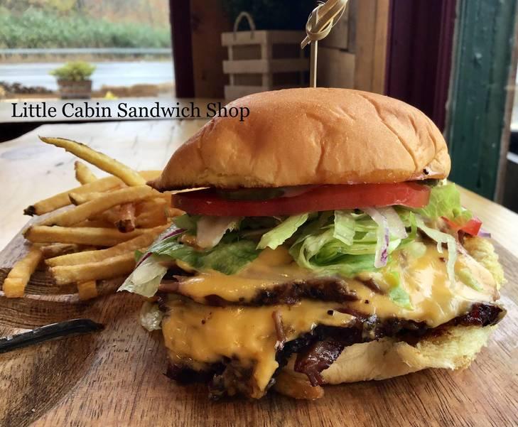 The Brisket Burger