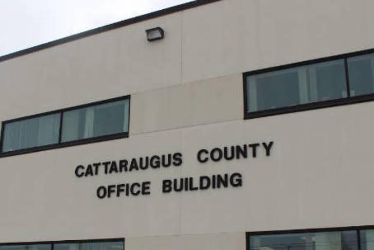 Catt County Building