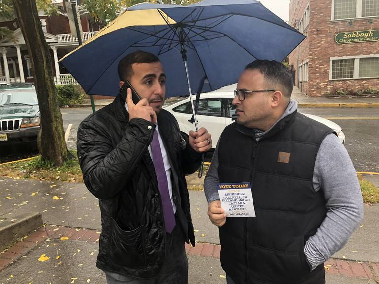 TAPinto Paterson Election Day Update: Abdelaziz Appears to Cruise to Victory in 6th Ward