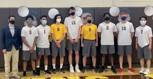 WHRHS Boys Volleyball Celebrates Seniors 2021(with video)