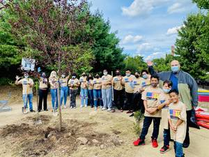 NJCDC Marks Anniversary of Terrorist Attacks with Day of Service
