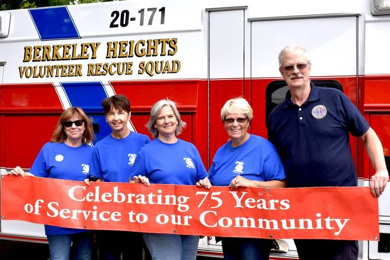 BH Rescue Squad Celebrates 75th Anniversary - 1