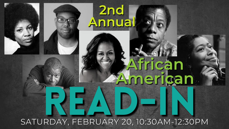Join TAPinto Piscataway at Library's 2nd Annual African American Read-In