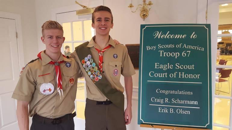 2 scouts Marianne Kligman.jpg
