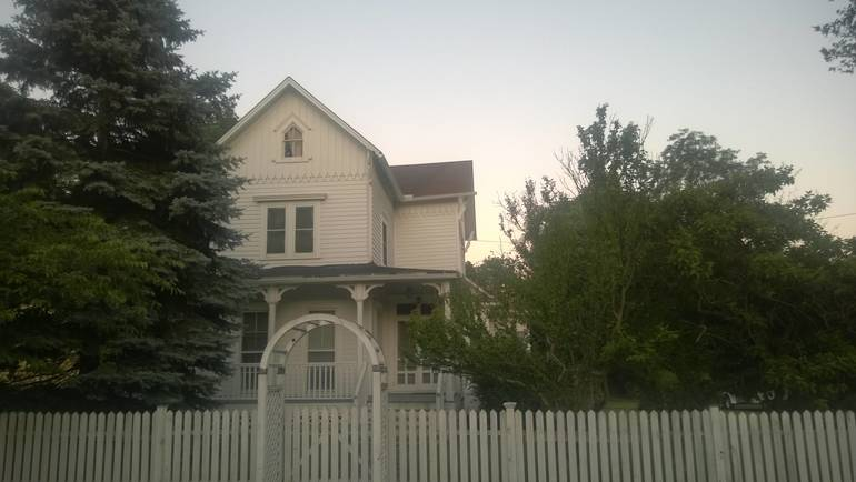 30 Smull Avenue- Caldwell  The house that gave the street it's name