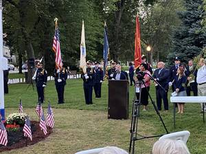 Bloomfield September 11th Remembrance Ceremony Honors Fallen Residents