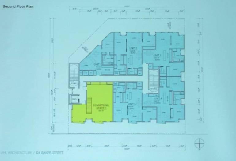 3 -104 Baker Street second-floor plan.JPG