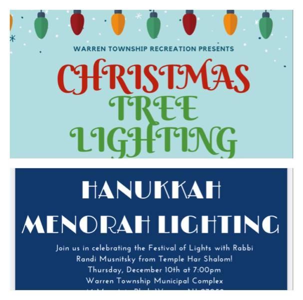 Warren Township Readies for the Holidays with Christmas Tree and Menorah Lightings 32AEE8CC-BDF9-4A9B-BC78-02E0B6501417.jpeg