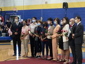 The First Teacher: Jersey Shore Chinese School Holds 15th Annual Confucius Memorial Ceremony in Holmdel
