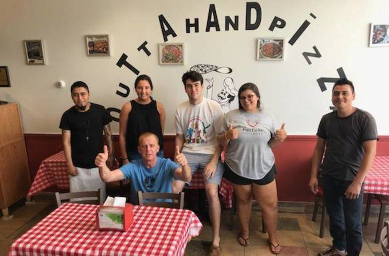 Outta Hand Pizza in Westfield Gives Back to Veterans and Hopes You will, Too