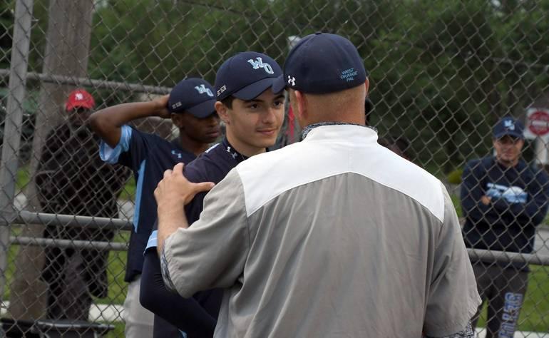 Coach Rob K. and Matt