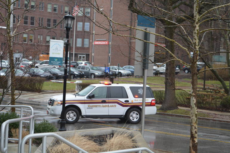 35 S. Bryn Mawr Ave 3-25-2019 Woman pinned by auto at parking lot (24).JPG
