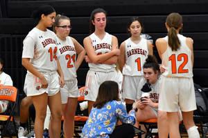 Barnegat Girls Basketball Summer League In-Person Registration Thursday June 24