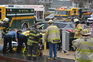 Carousel image cd59784e9a16a0163c0e 35 s. bryn mawr ave 3 25 2019 woman pinned by auto at parking lot  21