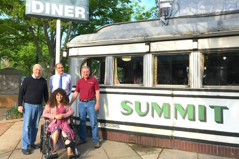 Serving Others: Summit Foundation Steps In to Assist Diner Employee Who's Fallen on Tough Times