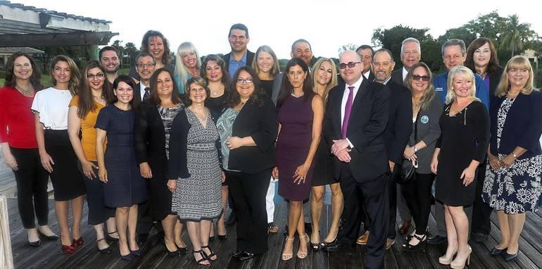 Parkland Cares team, city officials and mental health professionals