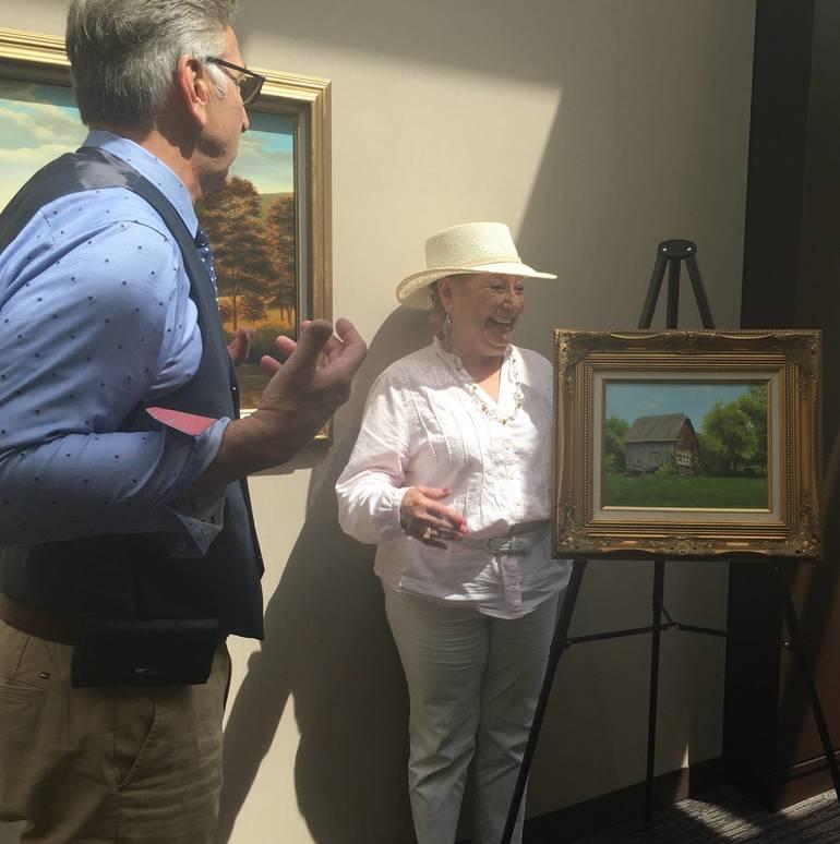 Warren Mayor Accepts Donation of Artwork by Ralph Garafola3B79123B-EC11-47B8-A08B-547953AFF4F1.jpeg