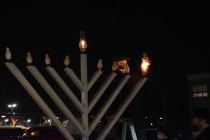 westfield menorah lighting nj 2020