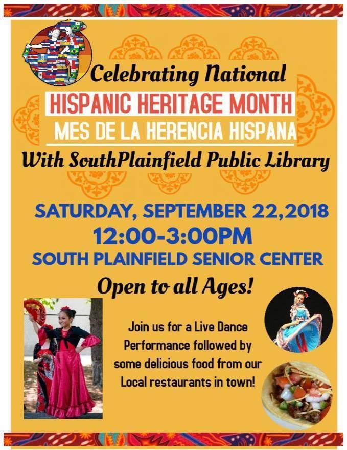 Library - Hispanic Heritage Month