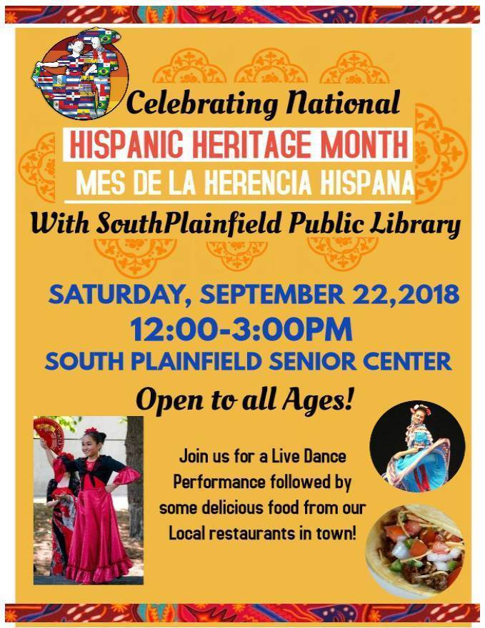 Library - Hispanic Heritage Month