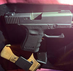 Carousel image bf42b74fe84b77d61806 40 caliber glock 23 during road rage on tues jan 21 from sgt jeff napolitano