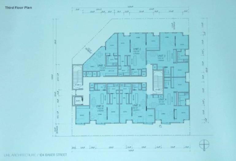 4 - 104 Baker Street third-floor plan.JPG