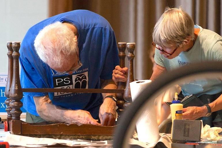 Fix, Don't Toss: Green Summit Hosts Second Repair Café Mar. 23