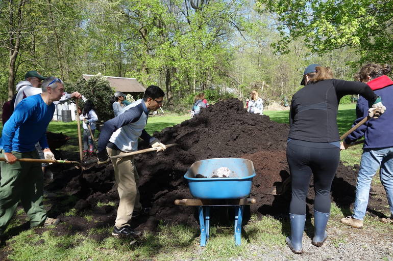 Ribbon Cutting Marks Opening Of Berkeley Heights Learning Community Garden