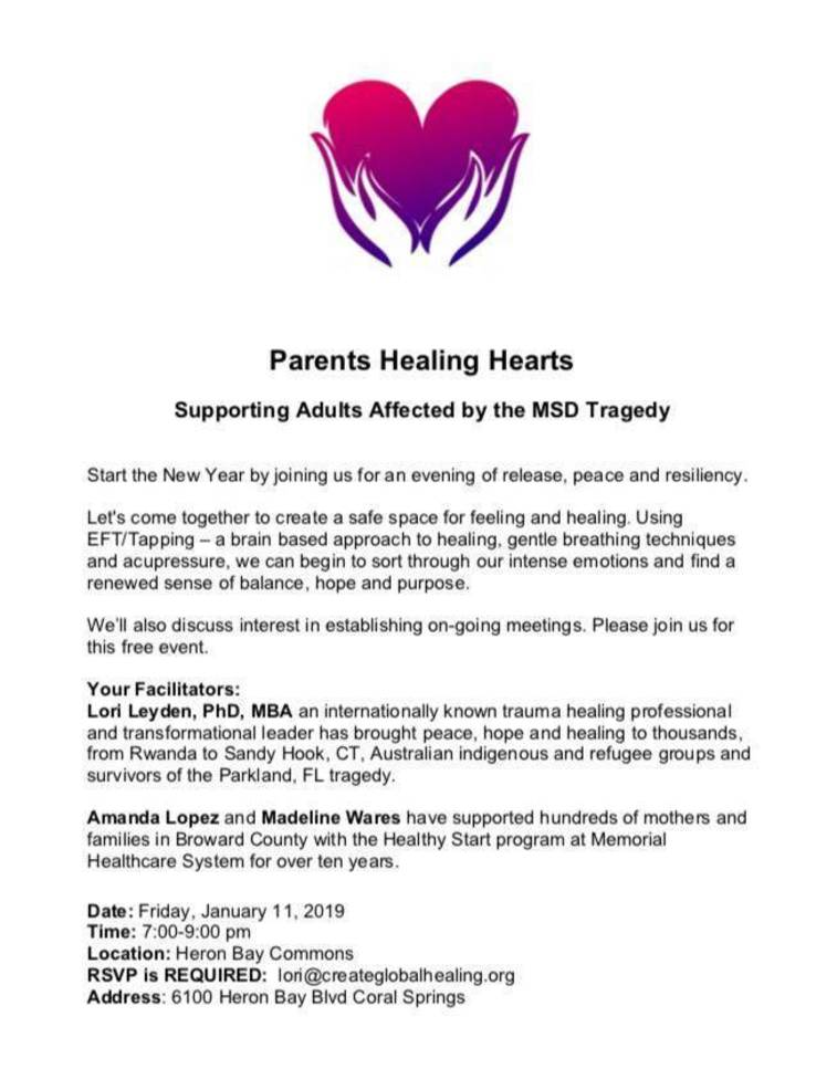 Parents Healing Hearts