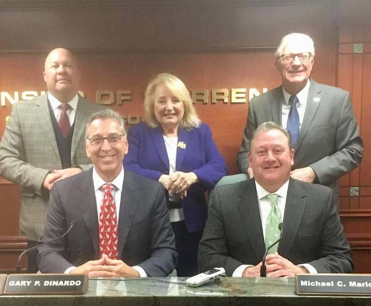 Warren Township Approves 2019 Budget