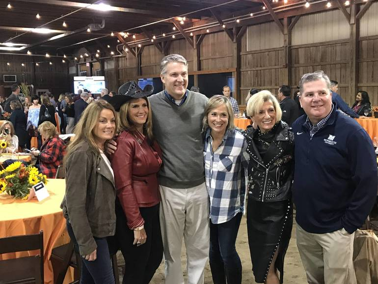 Benefit for Bayshore: an Oktoberfest Celebration, gallops into success at Stillwell Stables in Colts Neck