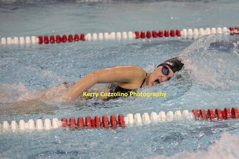 Madison Boys and Girls Swimming Took On Delbarton and Villa Walsh