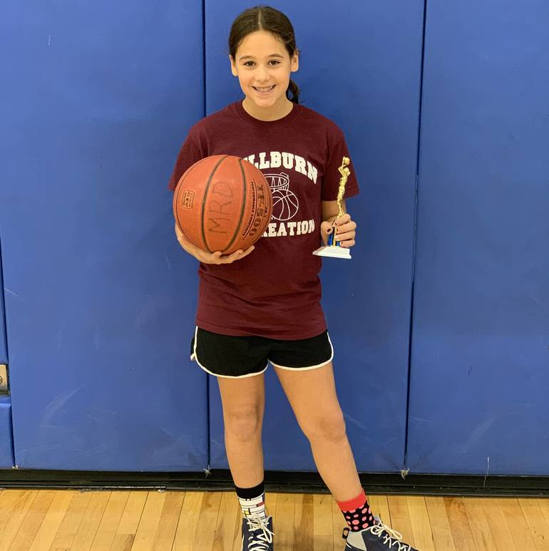 4th Girls Free Throw Champ - Claire Balady 2018-2019.jpg