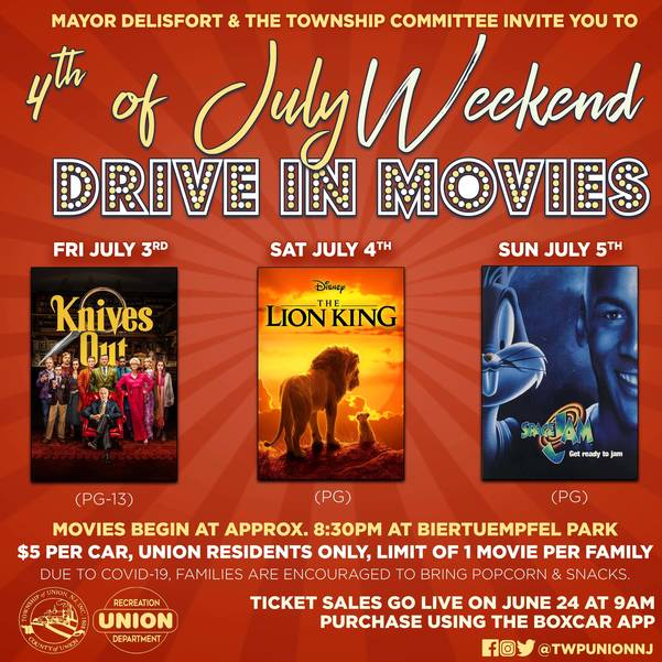 4th of July Weekend Drive in Movies with films.jpg