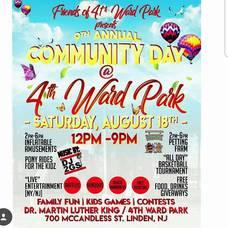 Carousel image e7dec3f911f5c6389ae8 4thward community day
