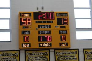 Southern Wrestlers Defeat Toms River North 58-13