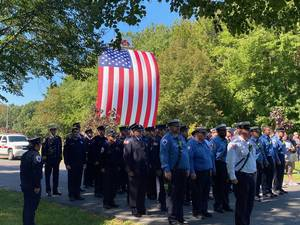 Hamilton Pauses  to Pay Respect on the 20th Anniversary of 9-11
