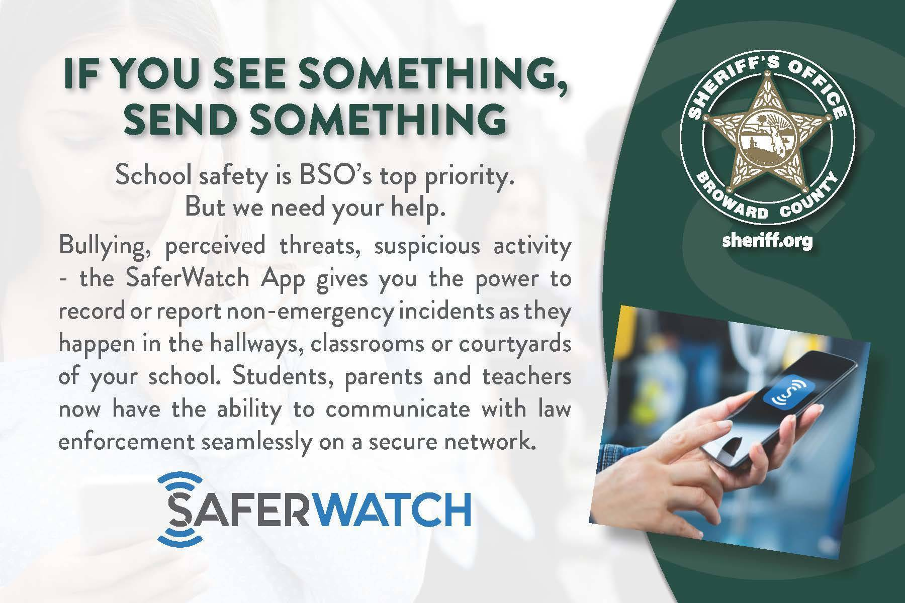 SaferWatch App