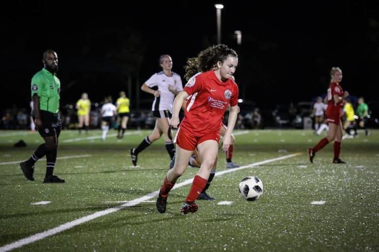 Free Soccer Skills Cinic